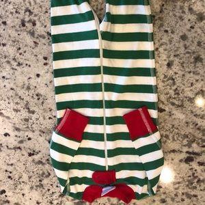 Hanna Andersson Infant Pajamas (Christmas colors)